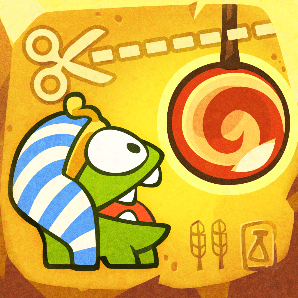 Cut the Rope: Time Travel (カット・ザ・ロープ:タイムトラベル)